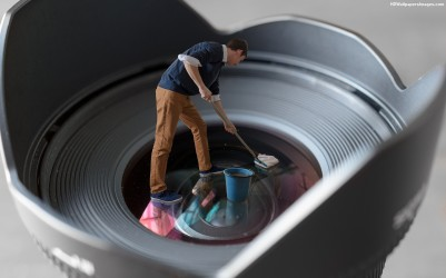 Cleaning-Camera-Lens-Artistic-Images