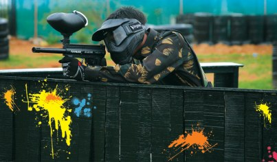 Hobi 7-Paintball
