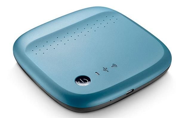 Seagate Wireless Portable