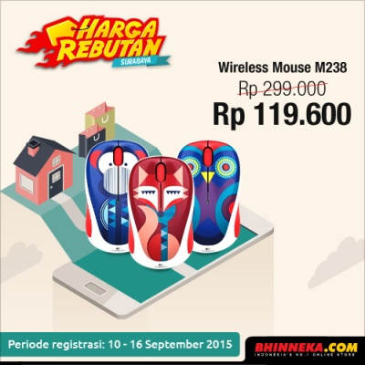Wireless-Mouse-M238