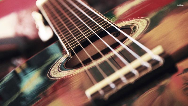 String Gitar Akustik