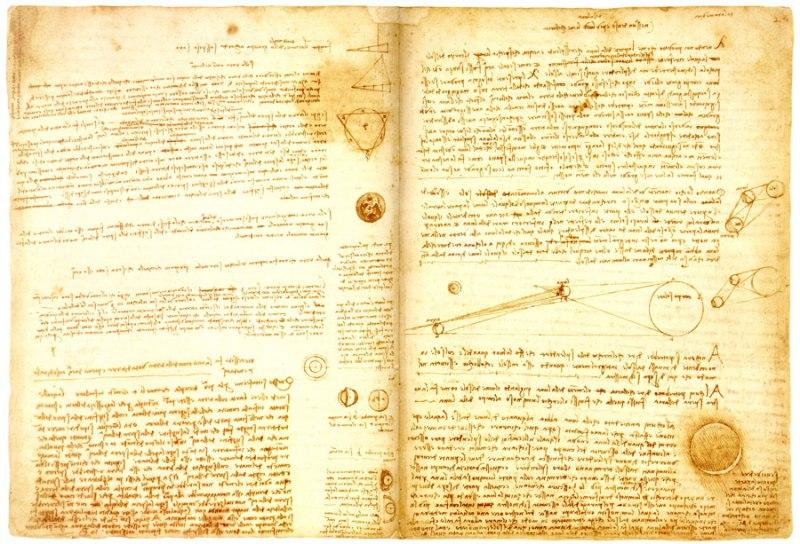 Buku Termahal karya Da Vinci milik Bill Gates