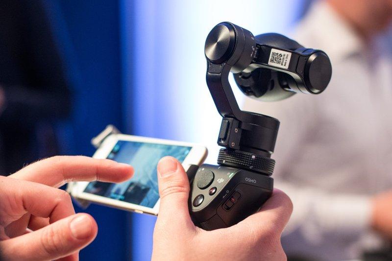 DJI Osmo, perangkat premium dan high-end yang membuat kagum penggunanya