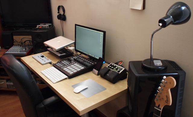 Membuat Studio Musik di Rumah yang Nyaman