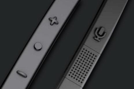 Tombol Pengatur Suara untuk Mendengarkan Musik/Menelepon