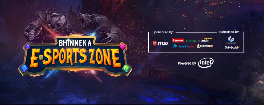 Bhinneka E-Sports Zone