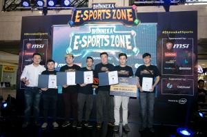 Juara 2 Dota 2 Competition - UNDERGROUND INFITINITE