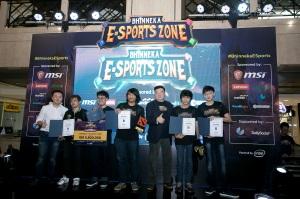 Juara 3 Dota 2 Competition - RECCA EPORTS